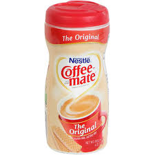 Nestle Coffee Mate Original Powdered Creamer 6 Oz Canisters