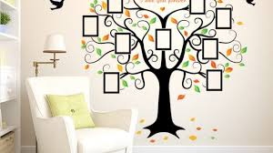 Prissy Design Photo Wall Art Together With Family Tree Birds Stickers Vinyl Frame Decal Mural Home Decor EBay Ideas Prints Pretty Designs Pictures