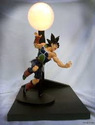 Dragon Ball Z Fish Tank Decorations by Dragon Ball Z Lamps Are Awesome Anime Illumination If It U0027s Hip