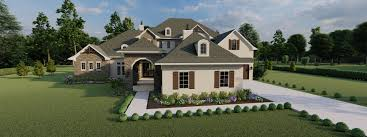 Chateau Floor Plans Country Chateau Custom Home Floor Plan Collins Builders