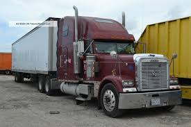 Semi Trucks: Antique Semi Trucks
