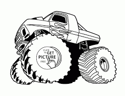Awesome Bigfoot Monster Truck Coloring Page For Kids Transportation ... Happy El Toro Loco Monster Truck Coloring Page 13566 Scooby Doo Coloring Page For Kids Transportation Bulldozer Cool Blaze Free Printable Pages Funny 14 Pictures Monster Truck Print Color Craft Grave Digger For Kids Jpg Ssl 1 Trucks P Grinder