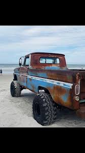 100 Bad Ass Chevy Trucks Lifted Daily On Twitter Ass And Harley