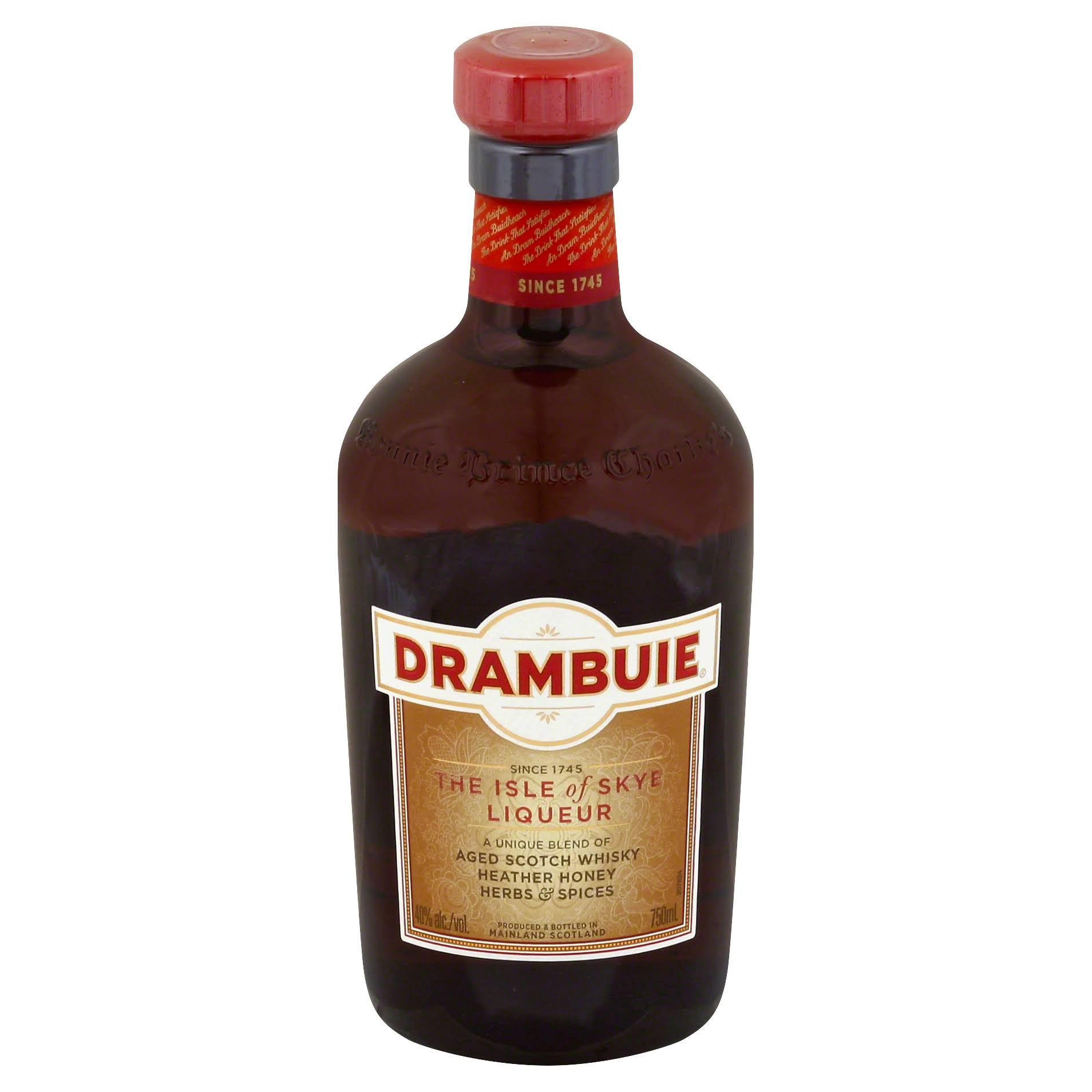 Drambuie Scotch Whisky - 750 ml bottle
