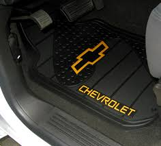 Chevy Malibu Factory Floor Mats by Chevrolet Bowtie Factory Molded Trim To Fit Front Floor Mats Chevymall