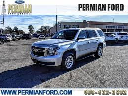 Used Chevrolet Tahoe for Sale in Midland TX