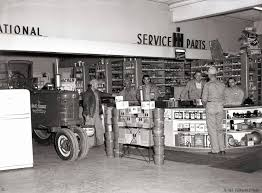 Armstrong Tractor Parts Department | Ames Historical Society