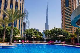 100 Water Hotel Dubai Swimming Pool IKandy Ultralounge In ShangriLa