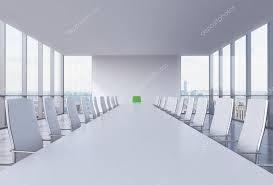 le bureau verte salle de conférence panoramique dans le bureau moderne à york