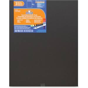 Elmer's Foam Board Multi-Pack - 3 Boards
