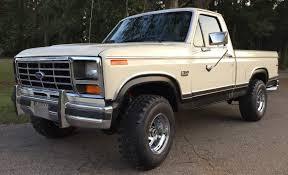 100 1980s Ford Trucks Restored 1983 F150 4x4 351W 58L Pinterest