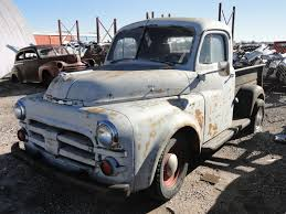 1952 52 Dodge Pickup Truck 1/2 Ton Shortbed Solid, Great Project ...