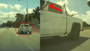 100 Truck Dash Cam Tesla Owner Gets Justice After Dashcam Records Irate Truck
