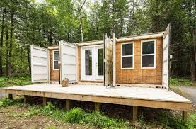 100 Canadian Container Homes Inhabitat On Twitter Very Cool Shipping Container Home In