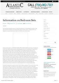 Atlantic Bedding And Furniture Charlotte by Information On Bedroom Sets 1 638 Jpg Cb U003d1418356925