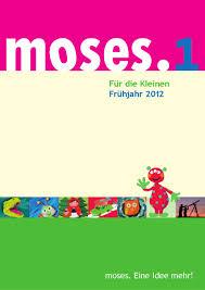 moses für die kleinen frühjahr 2012 by moses verlag gmbh