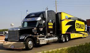 Petty, Stanley, NASCAR, Transporter, Hauler, Ford Racing, Freightli ...
