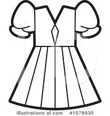 Dresses Clip Art 54