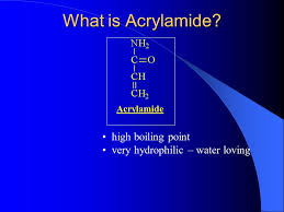 What Is Acrylamide O High Boiling Point