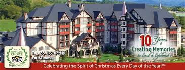 Christmas Tree Inn Pigeon Forge Tn by The Inn At Christmas Place Home Facebook