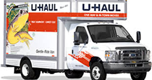 U-Haul Becomes Who-Haul As Rental Truck Disappears