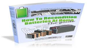 Amazon.com: How To Recondition Old Batteries And Save Your Money ... How To Charge A 24 Volt Battery System On D Series Mci Motorcoach Batteries Bas Parts To Get Into Hobby Rc Upgrading Your Car And Tested Expert Advice Clean Corroded Battery Terminals Cat Brand Electricity Galvanic Cells Enviro A New Option For Cars Starting Batteries Used In Cars Trucks Are Designed Turn Over Truck San Diego Deep Cycle Store Best Jump Starter Reviews Buying Guide 2018 Tools Critic Used Prices Beautiful Antigravity Uk Lithium