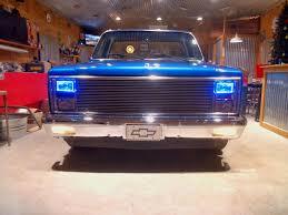 100 Chevy Truck Headlights Halo C10 S C10 Chevy Truck Trucks