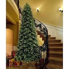 12 Ft Prelit Christmas Trees Home Shop Pre Lit Tree Canada