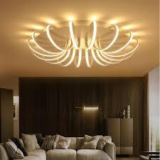 deckenleuchten für privatanwender schlafzimmer wohnzimmer acryl küche leuchten plafonnier luminarias deckenle wohnzimmer le