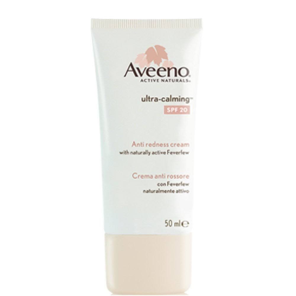 Aveeno Ultra Calming Soothing Moisturiser - SPF10, 50ml