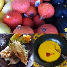 Fried Pumpkin Flowers Food by Cozy Asian Pumpkin Recipes And Ideas
