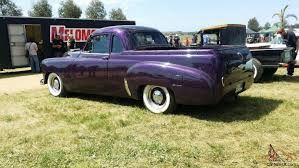 1951 Chevrolet Coupe UTE Chevy Hotrod