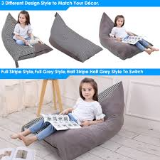 US $19.71 32% OFF|Large 2in1 Stuffed Toys Animal Doll Storage Bag Organizer  Sofa Lounge Chair Kid Seat Cushion Decor Floor Sleeping Blanket Rest-in ... Cupcake Print Bean Bag Lounge Chair Beach Cover Towel Sun Lounger Mate Holiday Garden Buddy White Ding Slipcover Cheap Wedding Hat And Bag On Lounge Chairs At Tropical Sandy Beach Triangle Chair Charles Ray Eames Tote Adorable Durable Unfilled Chairs Lazy Sofa Cozy Single Fniture Home Decor Modern Hd For Your Jaxx Ponce Outdoor Leon Ottoman Navy Stripes Chaise Interior Design Ideas