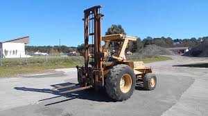 1987 MASTERCRAFT FORKLIFT - YouTube