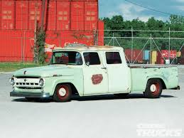 100 1957 Ford Truck For Sale Crew Cab Crew Cab Cruiser Hot Rod Network
