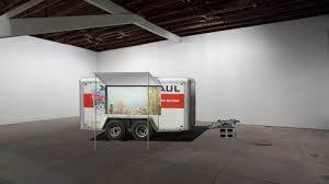 100 Southwest Truck And Trailer Portable Landscape By Joianne Bittle Community Kickstarter