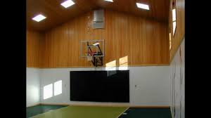 Private Indoor Basketball Court - YouTube Amazing Ideas Outdoor Basketball Court Cost Best 1000 Images About Interior Exciting Backyard Courts And Home Sport X Waiting For The Kids To Get Gyms Inexpensive Sketball Court Flooring Backyards Appealing 141 Building A Design Lover 8 Best Back Yard Ideas Images On Pinterest Sports Dimeions And Of House