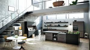 cuisine avec grand ilot central ilot centrale cuisine une cuisine avec arlot central ilot central