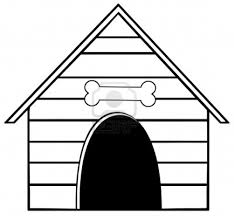Dog House Coloring Pages 14 Page