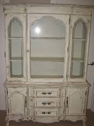 Shabby Chic Dining Room Hutch by Antique Cabinet Ladybird U0027s Vintage