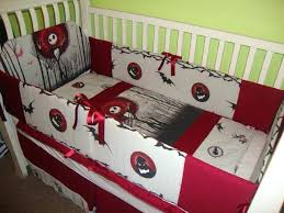 Nightmare Before Christmas Bedroom Set by Christmas Crib Bedding Christmas Crib Set In Bangalore