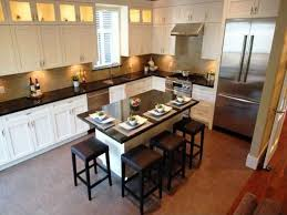 Kitchen Islands L Shaped Sink Custom With Seating And Storage Designs For