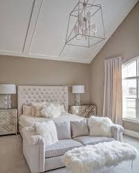 Tan And White Bedroom Paint Color Decor Tanandwhitebedroom