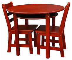 Wholesale Mini Round Solid Wood Child Dining Table Set And Child Wooden  Dining Chair Dining Room Furniture Sets For - Buy Child Dining Table  Set,Round ...