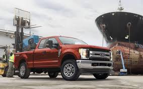 First Pictures! The 2017 Ford F-Series Super Duty Is One Tough Truck ... 1989 Press Photo Ford Pickup Trucks Fseries F150 Historic Images 1977 Fseries Trucks Sales Brochure 2018 Super Duty Limited First Impressions Youtube Too Big For Britain Enormous Raptor Available In Right New F250 Super Duty Srw Tampa Fl Exclusive Driver Assist System On Up Pace F Series Cars 150 Alloy Pickup Static Model 132 Recalls And Suvs Possible Unintended Movement Harrison Ftrucks Launches 2015 Superduty Range Americas Best Selling Truck 40 Years Built Fseries Engine Transmission Review Car A Brief History Cars Pinterest