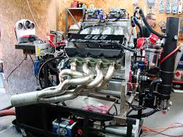 100 Truck Engine Hot Rod Tech Meaux Racing Heads Tests 2101 HP Mud