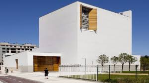 100 Rafael Moneo Wins The International Religious Architecture Award