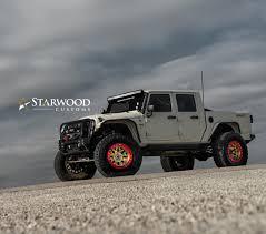 100 Brute Jeep Truck Bandit Conversion By Starwood_customs Starwoodmotors