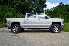 100 What Size Tires Can I Put On My Truck Press Release 59 2014 ChevyGMC 1500 Leveling Kits Blog Zone