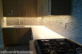 kitchen cabinet waterproof lighting kit warm white soft led
